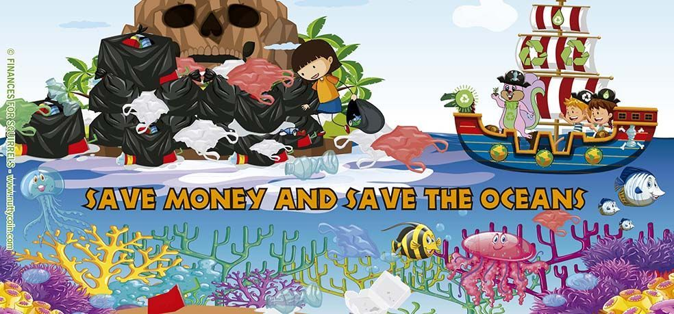 Save money and save the oceans