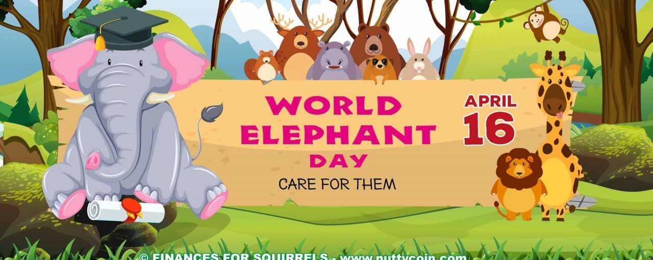 Save The Elephant Day